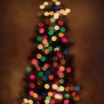 2nd Place - Abstract - Color Our Christmas tree 2016.